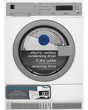 Kenmore Kenmore 81942 4 0 cu  ft  Compact Front Load Electric Condensing Dryer