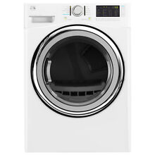 Electric Dryer w STEAMER Low Static LARGE 2 LOAD Kenmore 81382 7 4 cu  ft  White
