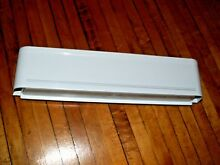 GE SxS Refrigerator door bin shelf WR71X2700   shallow