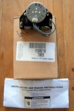 Y308218 Whirlpool Dryer Timer Maytag FACTORY CERTIFIED PART