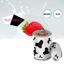 Portable Mini USB Fridge Cooler Travel Refrigerator Icebox Cooler Cans M