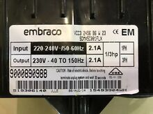 Embraco Refrigerator Inverter Electronic Control VCC3 2456B6W23