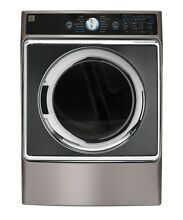 Kenmore Elite Kenmore Elite 81963 9 0 cu  ft  Electric Dryer with Accela Steam