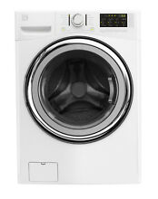 Kenmore Kenmore 41302 4 5 cu  ft  Front Load Washer w Steam Accela Wash174