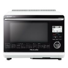 SHARP AX MP300 R Water vapor Microwave oven HEALSIO 26L White cook Healthy diet