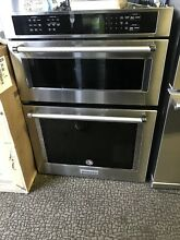 Kitchenaid Convection Wall Oven and Microwave Combo