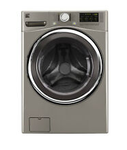 Kenmore Kenmore 41303 4 5 cu  ft  Front Load Washer with Steam Treat Accela W