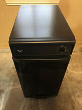 Whirlpool TC800SPKB 15  Full Console Trash Compactor