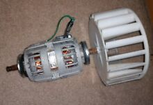 FISHER PAYKEL DEGX1 ELECTRIC DRYER MOTOR 663BMVS A11