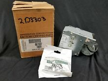 Whirlpool Kenmore 661597 washer dryer combo timer