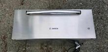 Bosch HWD3050UC 500 Series 30  Stainless Steel Warming Drawer