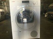 Bosch Ascencia Dryer WTB86200UC White   Good condition