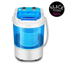 Mini Portable Washing Machine Spin Wash 8 8Lbs Capacity Compact Laundry Washer