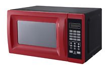 RV Microwave Large Kitchen Office Basic Snacks Lightweight Quiet Over Oven BEST