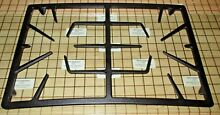 NEW Thermador SGC Gas Range Side Grid   Grate Black 00664947  20 02 414 01 GUAR