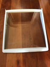 Whirlpool Refrigerator Glass Slide Out Shelf WP12883507 67006351 12883505