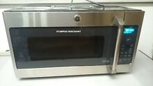 GE CSA1201RSS 30  Caf  Advantium Over the Range Microwave Oven Stainless Steel