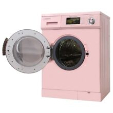 Equator EZ4400CV 24 Inch Wide 1 57Cu  Ft  Front Loading Compact Electric Washer