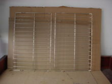 Frigidaire Range Oven Rack w  Some Wear Stains Lot 2  Part   318025303 318025314