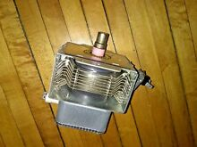 GE microwave magnetron WB26X26222