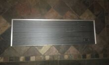 Sub Zero Refrigerator Part   4242310 LG3611  36  Louvered Grill Stainless Grille