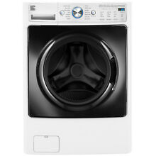Kenmore Elite Kenmore Elite 41682 4 5 cu  ft  Front Load Washer with Steam Trea