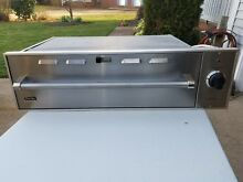 Viking VEWD161SS 36  warming drawer Stainless Steel Detailed Images