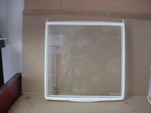 GE Refrigerator Sliding Glass Shelf Assembly Part   240350158