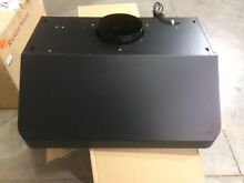 AKDY 30  400CFM Under Cabinet Range Hood w Lights Black  RH0349  27