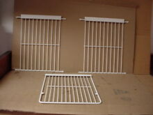 Frigidaire Refrigerator Freezer Shelf Set Part   5303296576 218298003