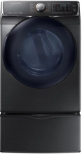 Samsung DV50K7500GV 27 Inch 7 5 cu  ft  Gas Dryer