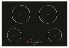 Stove Top Flat Cooktop Electric Smoothtop Counter Touch Kitchen Multi Induction