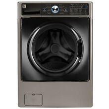 Kenmore Elite Kenmore Elite 41683 4 5 cu  ft  Front Load Washer with Steam Trea