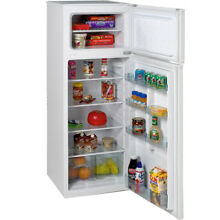 Avanti 7 4 cu ft Apartment Refrigerator  White