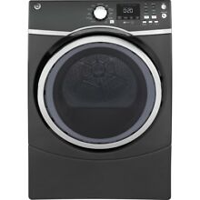 7 5 cu  ft  Gas Front Load Dryer in Gray