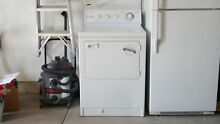 Maytag performa dryer fully functional w  parts for installation SLIGHTLY USED