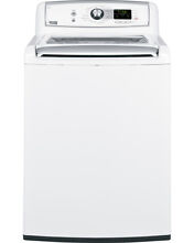 GE Discontinued White Top Load Washing Machine PTWN8050MWW
