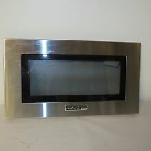 DOOR PANEL ASSEMBLY FOR VIKING D3 SERIES MICROWAVE MODEL RDMOR20SS