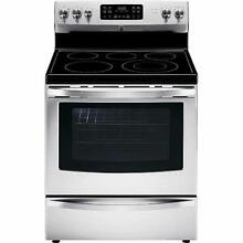 NEW FREE SHIP Kenmore 94193 5 4 cu ft Electric Range w Convection Oven Stainless