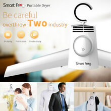 Smart Portable Clothes Dryer Electric Quikly Drying Heater for Travel and Home