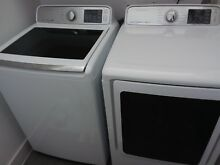 Samsung 5 0 cu  ft  WASHER and 7 4 cu ft DRYER set  Brand New in Box