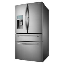 Samsung RF30HBEDBSR French Door Refrigerator  4 Door Stainless Steel