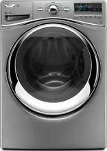 Whirlpool Duet 27  Lunar Silver Front Load Washing Machine WFW94HEXL