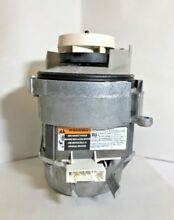 Dishwasher Pump Motor Whirlpool KitchenAid W10239401 K37AYALK 0796 GREAT TESTED