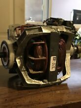 GE Stacked Washer Dryer Drive Motor Motor Assembly WE17X22215
