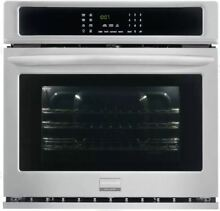 Frigidaire Gallery Series 30  Single Electric Wall Oven FGEW3065PF