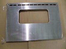 Stainless Oven Panel 316079300 from Frigidaire Range FGF379WECG