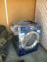 Frigidaire gas dryer  glass front Load Slightly Used