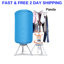 Genuine Portable 120V Ventless Cloths Dryer Folding Drying Machine With Heater