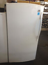 Amana Deepfreeze AQF1613TEW 15 8 cu  ft  Upright Freezer   Excellent Condition